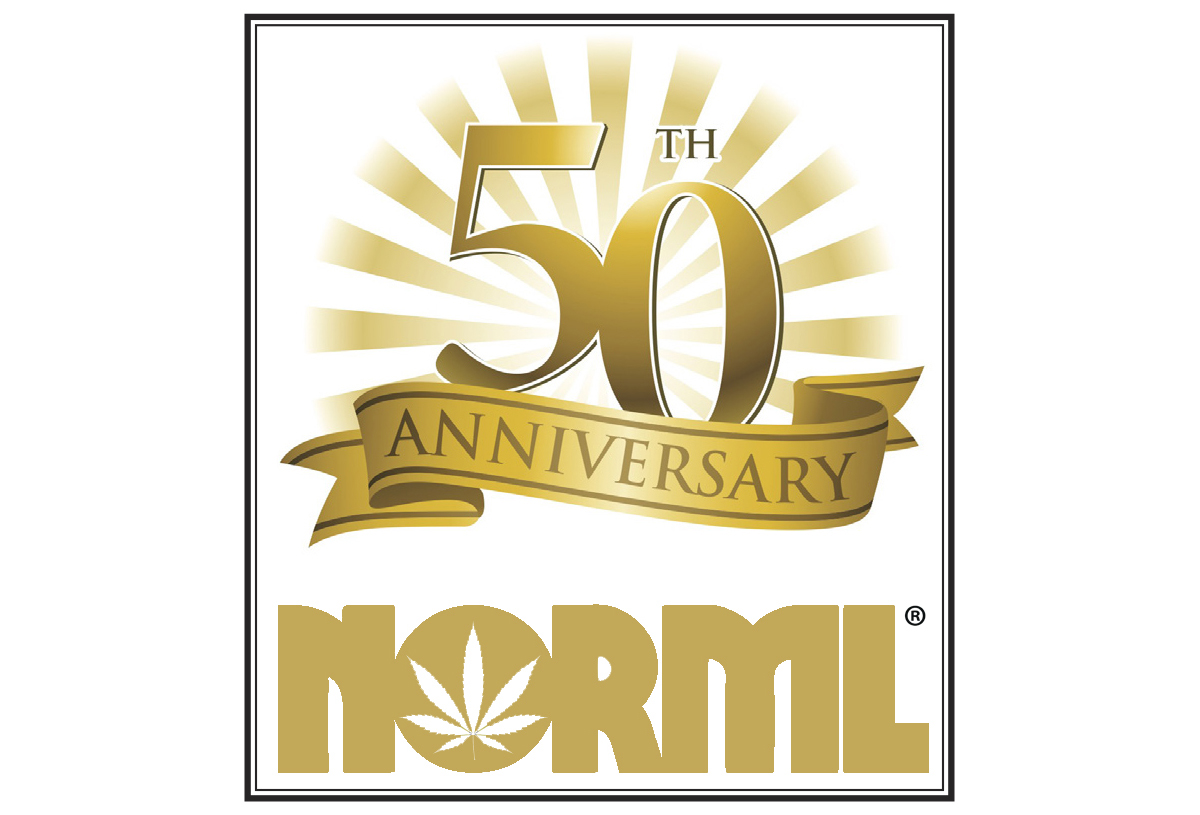 NORML Celebrates 50th Anniversary!
